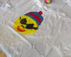 МК роспись футболок